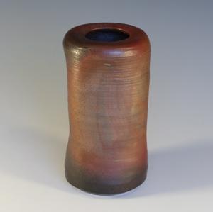 Bizen Style Bud Vase